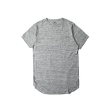 Index S/S Pocket Tee - Heather
