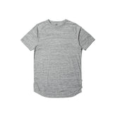 Index S/S Raglan Tee - Heather