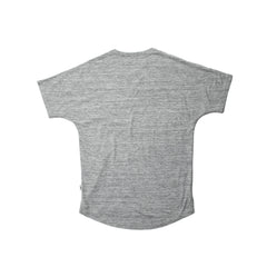 Index S/S Scallop Tee - Heather