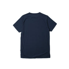 Index S/S Tee - Navy