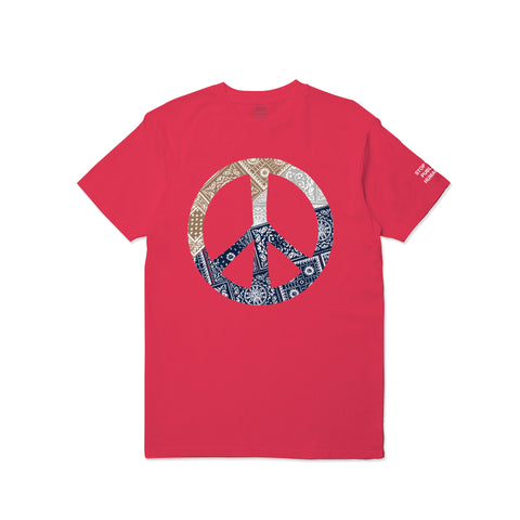 Peace - Red