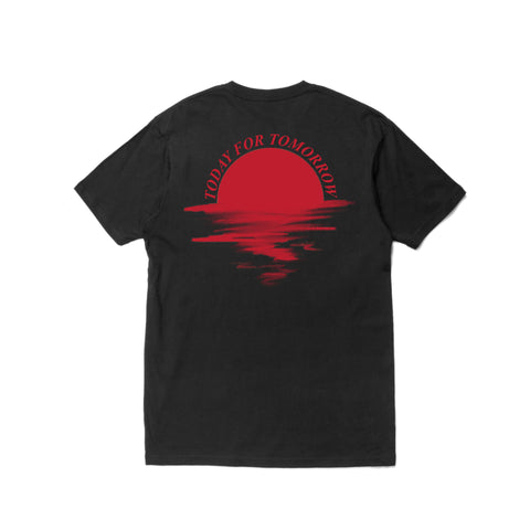 Sunset - Black