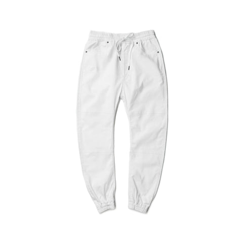 Arch Jogger - White