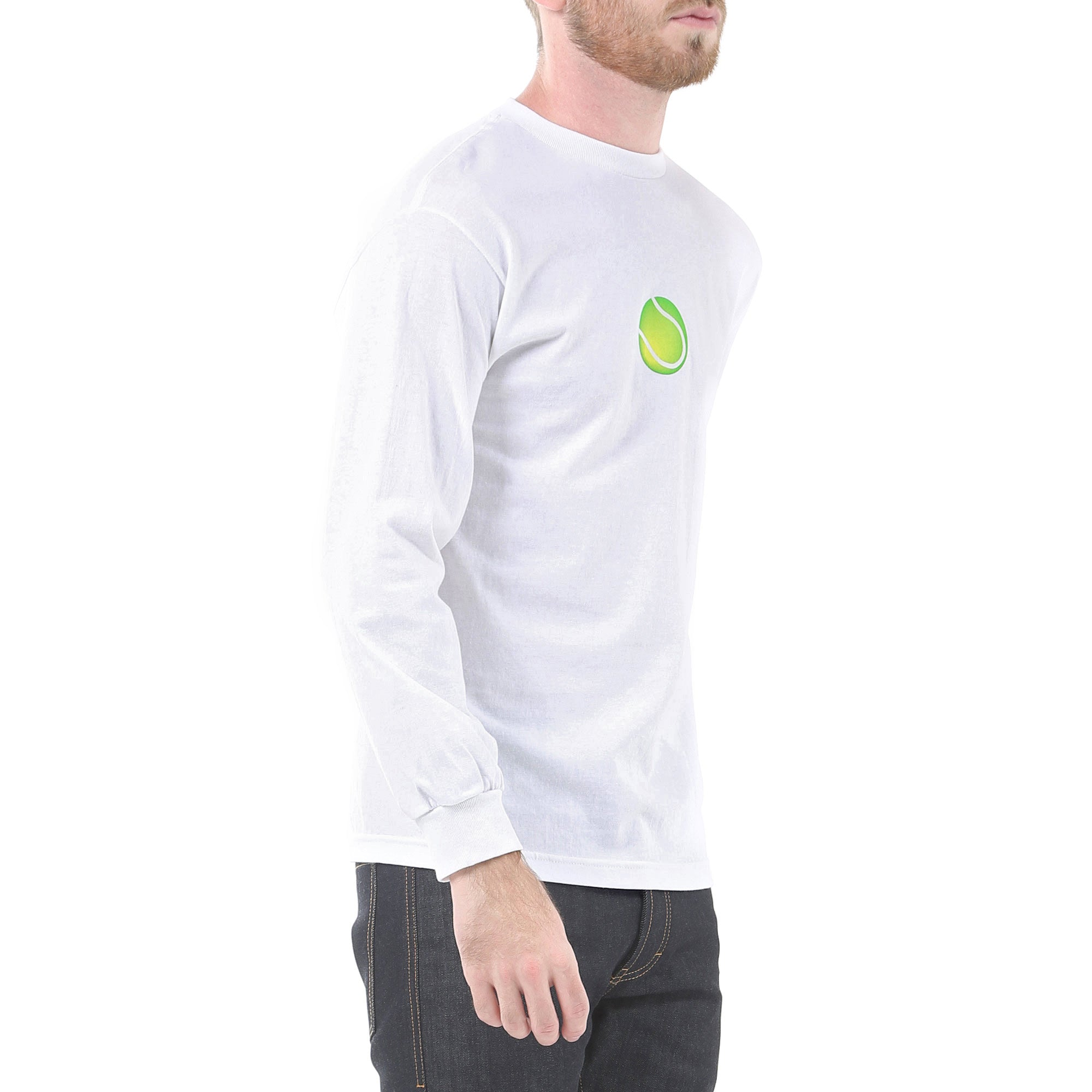 Ball Court LS - White