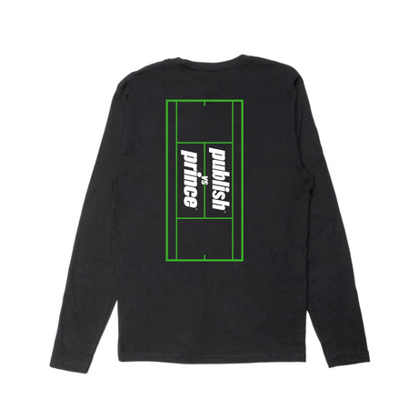 Ball Court LS - Black