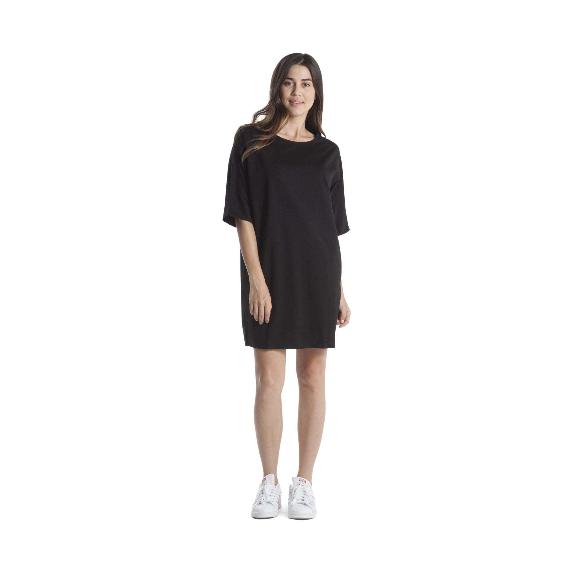 Bell - Shirt Dress - Black