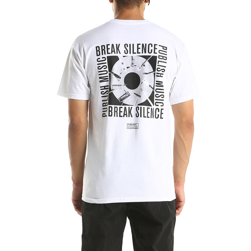 Break Silence - White