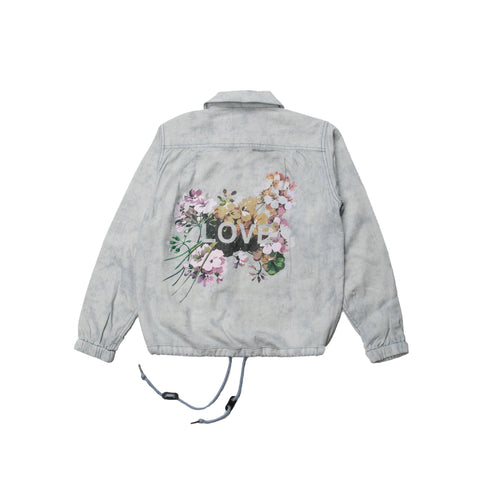 Love Jacket - Light Indigo