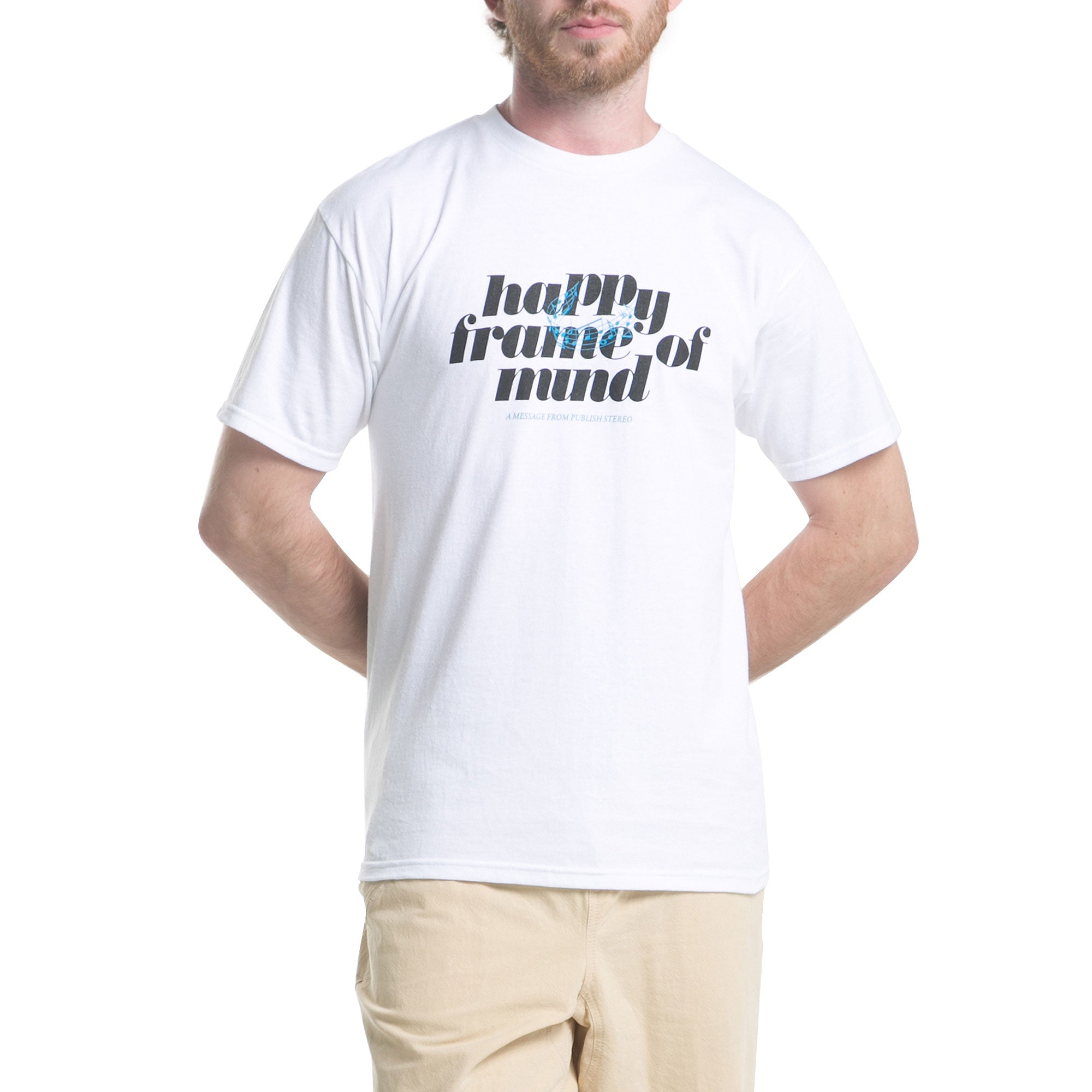 Frame Of Mind - White – Publish Online Shop