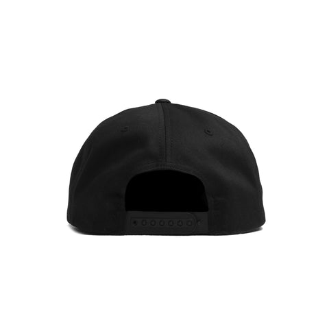 Peace Love Cap - Black