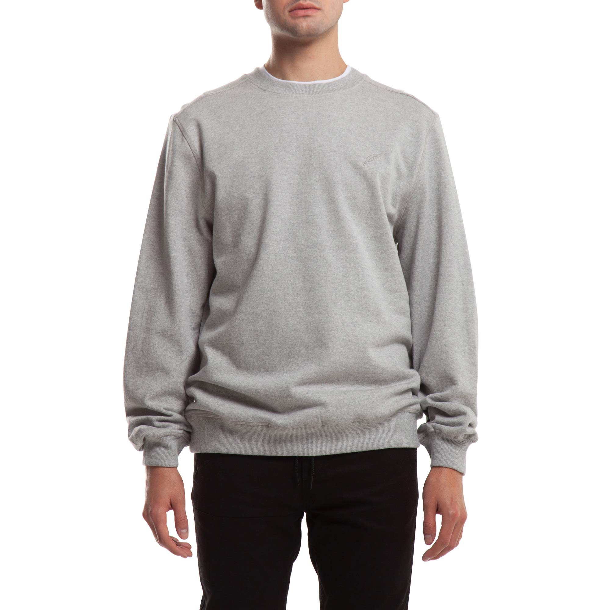 Index Crew Fleece - Heather