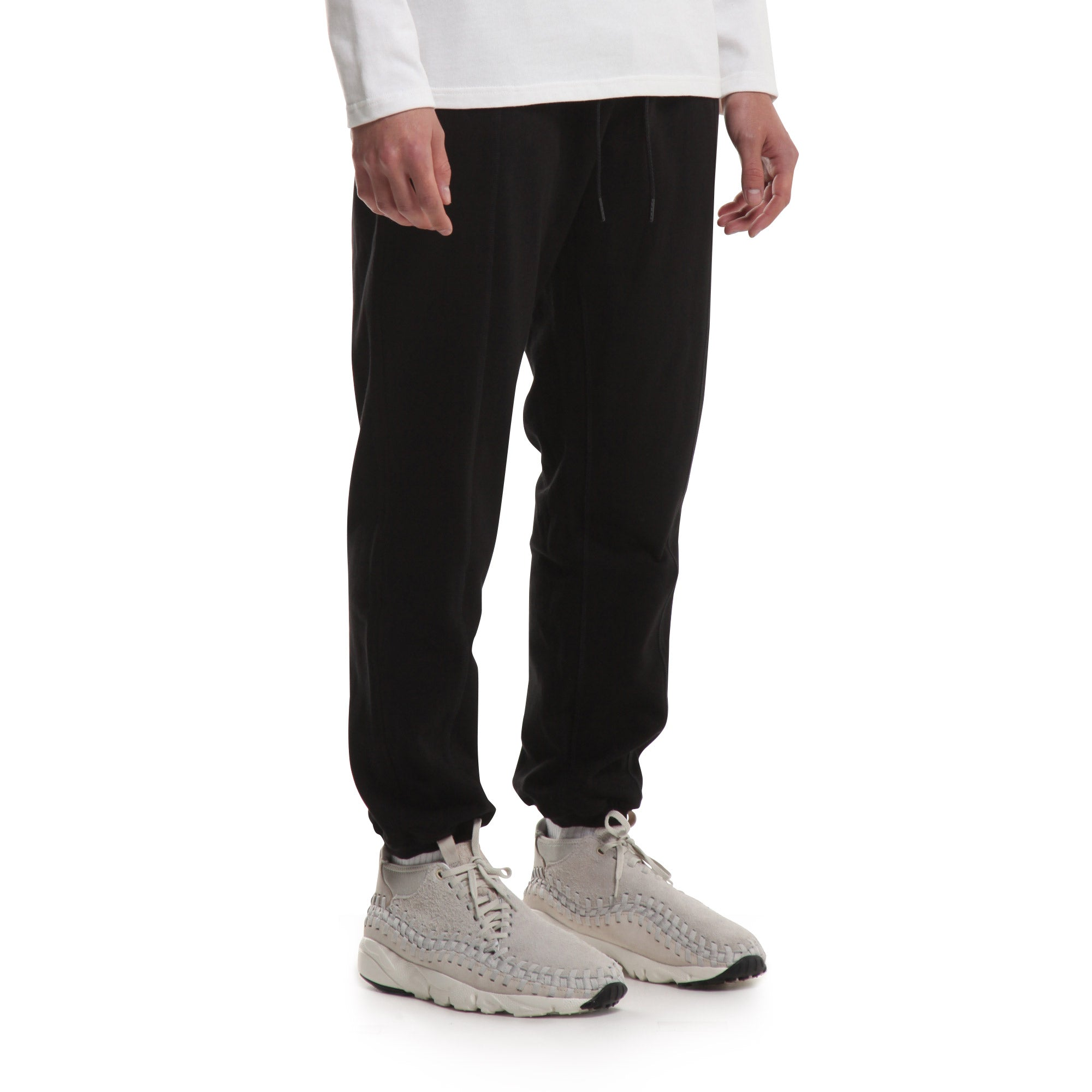 Index Fleece Jogger - Black
