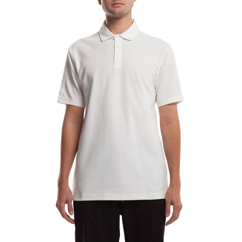 Index S/S Polo - White