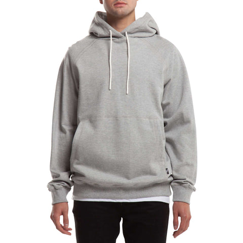Index Raglan Fleece Hoodie - Heather