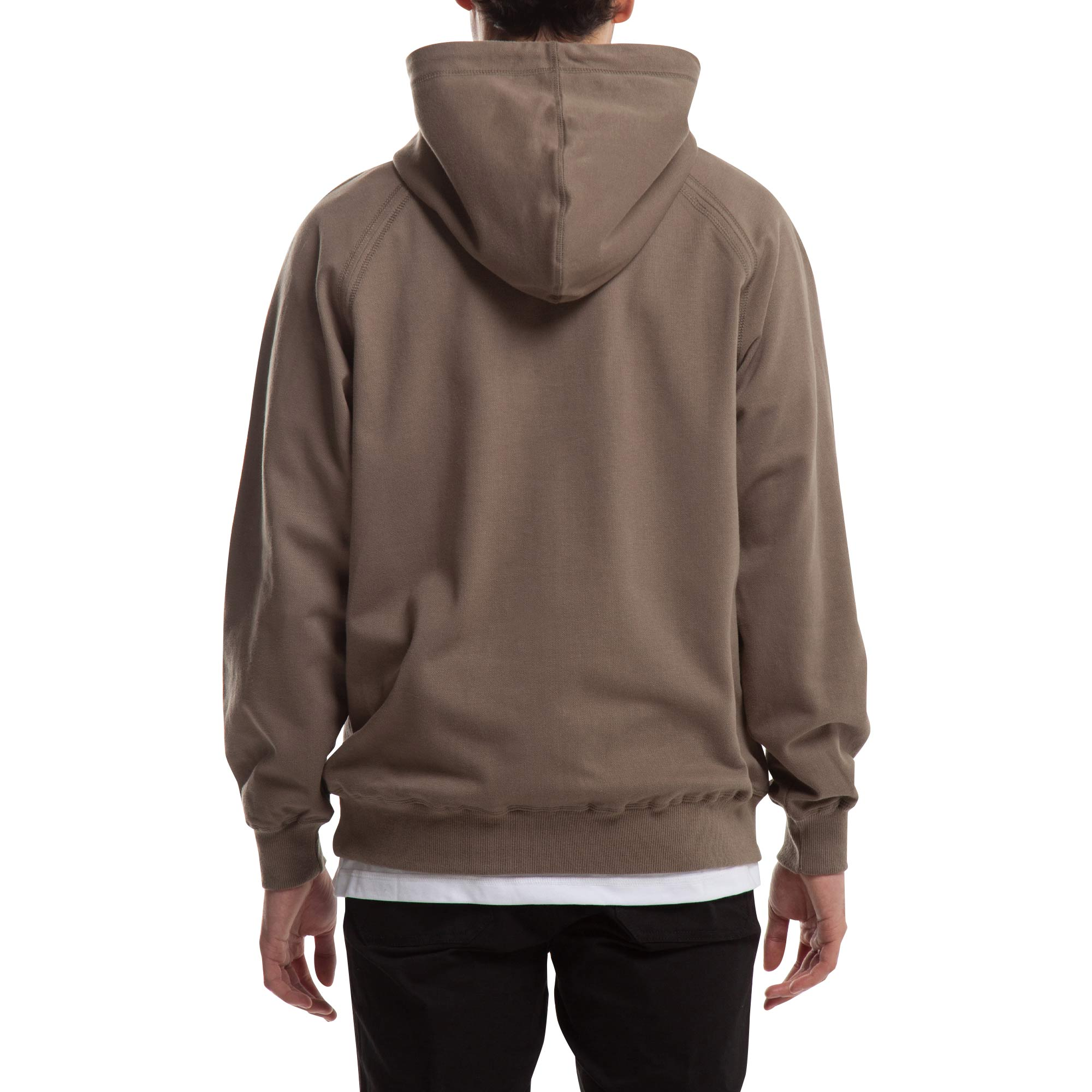 Index Raglan Fleece Hoodie - Olive