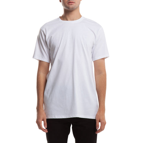 Index S/S Reverse - White