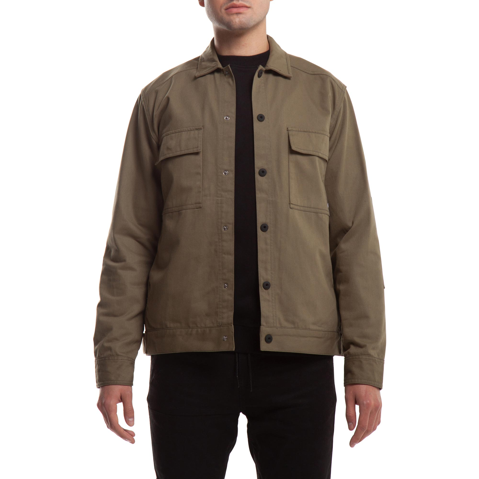 Index Work Jacket - Olive
