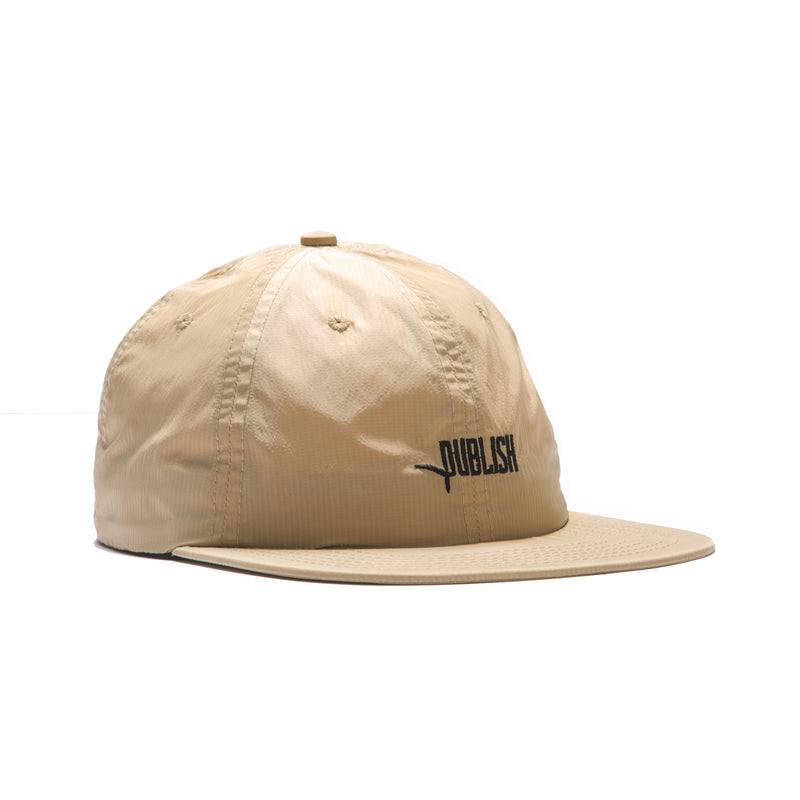 Logo Hat - Tan