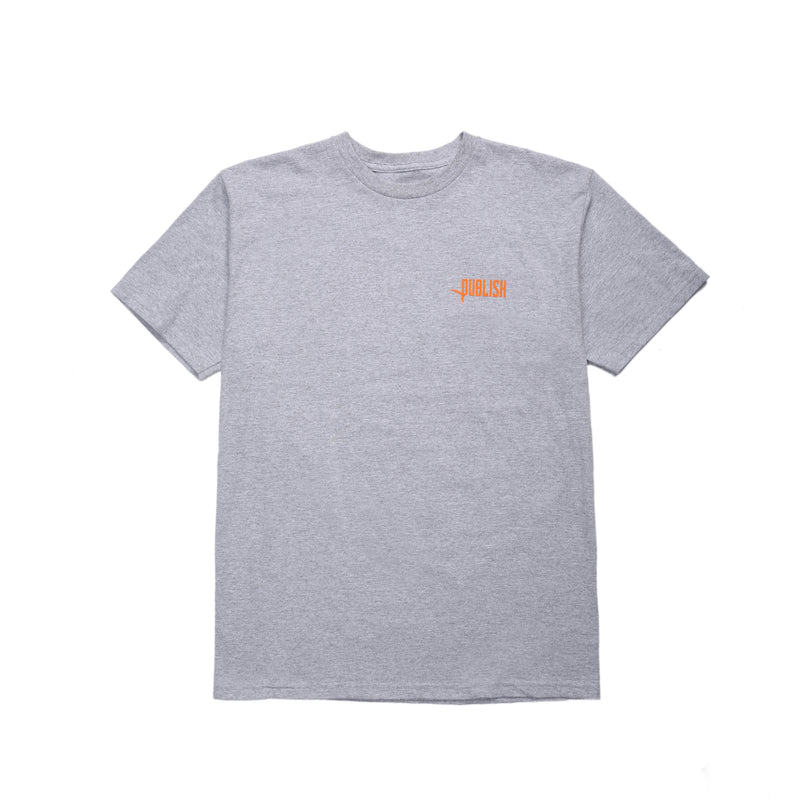 Logo Tee - Heather