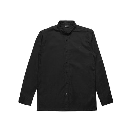 Index L/S Button Up - Black