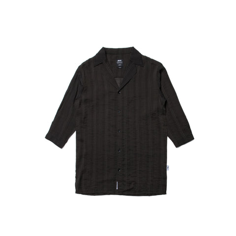 Natasha - Button Up - Black