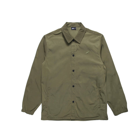 Index Nylon Coach - Olive
