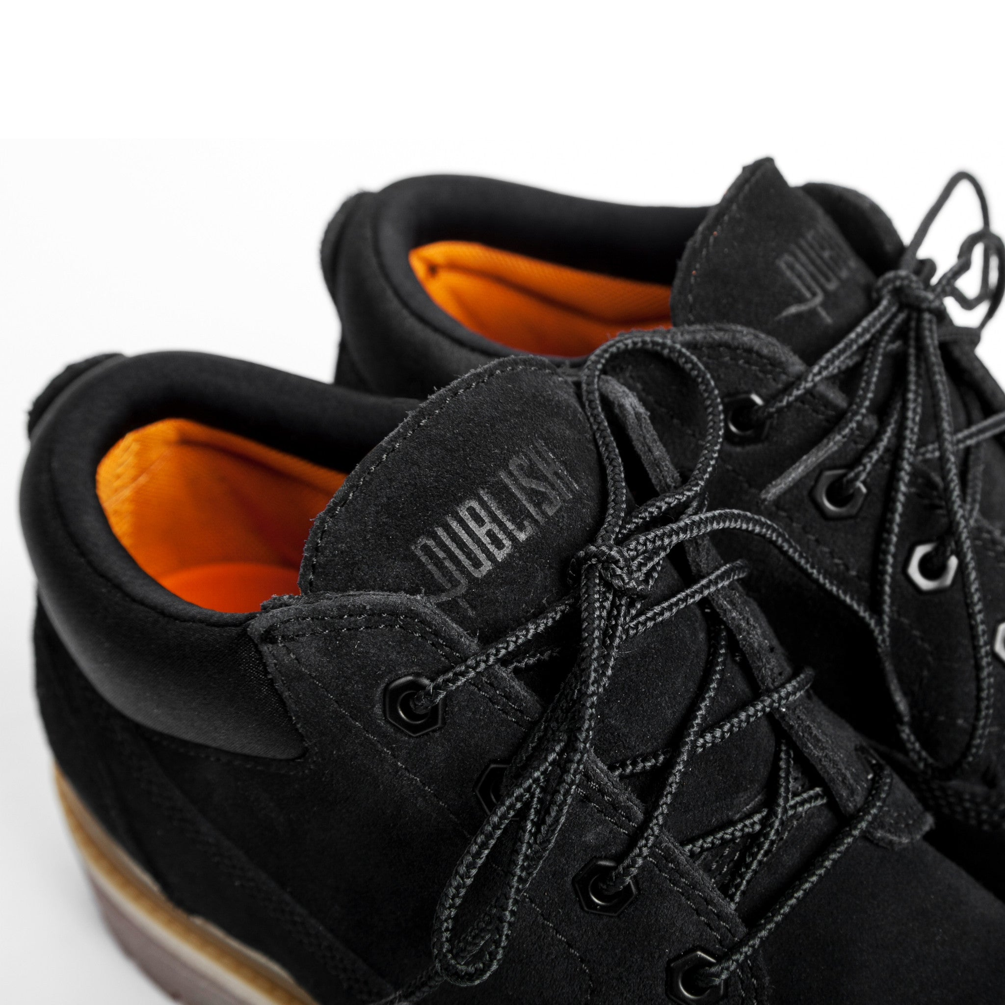 Timberland Classic Oxford - Black Suede
