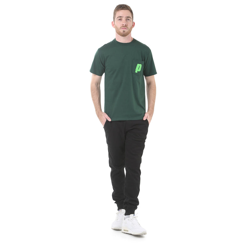 P Pocket SS - Green