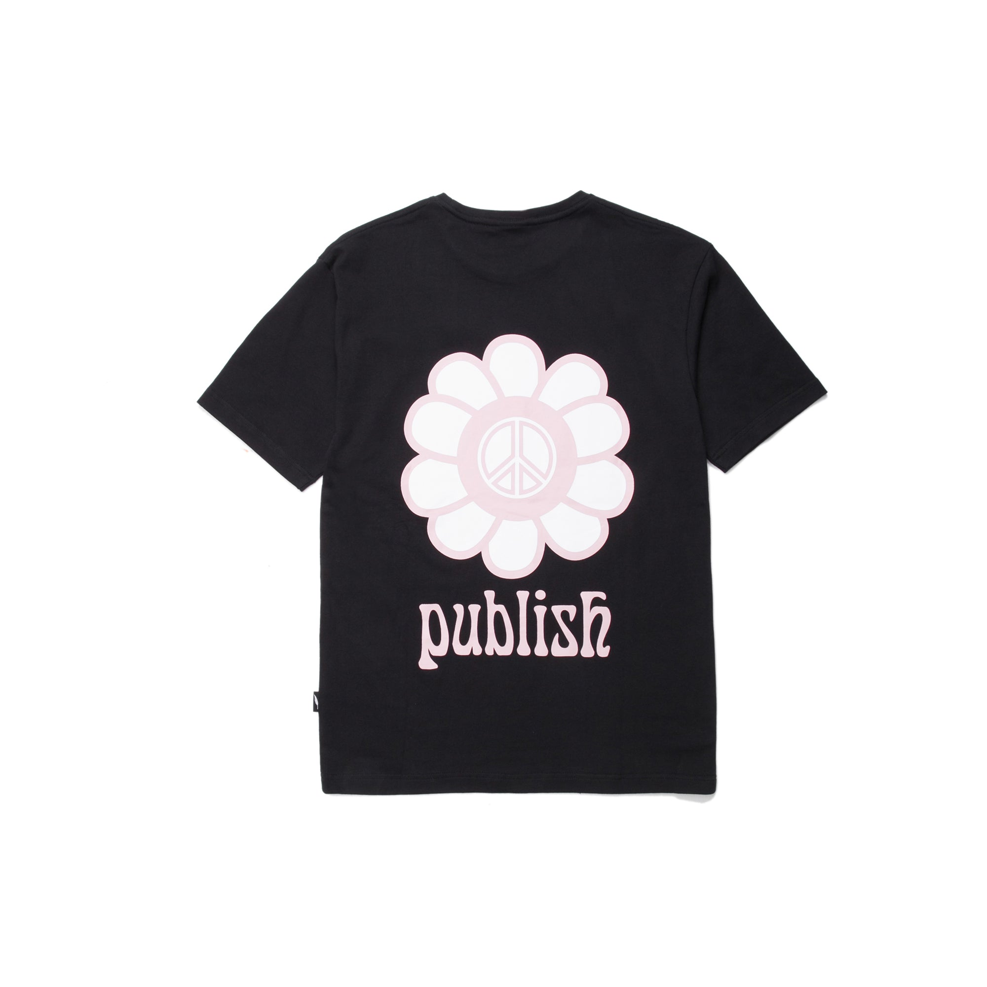 Publish Peace - Black