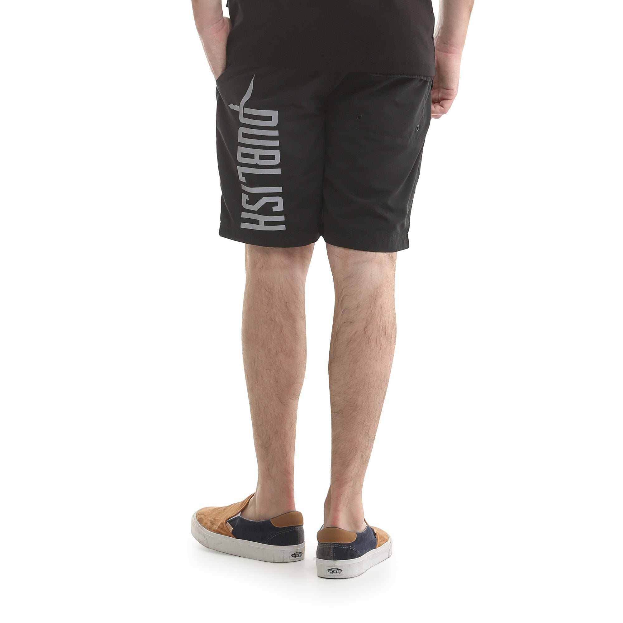 Publish Boardshort - Black