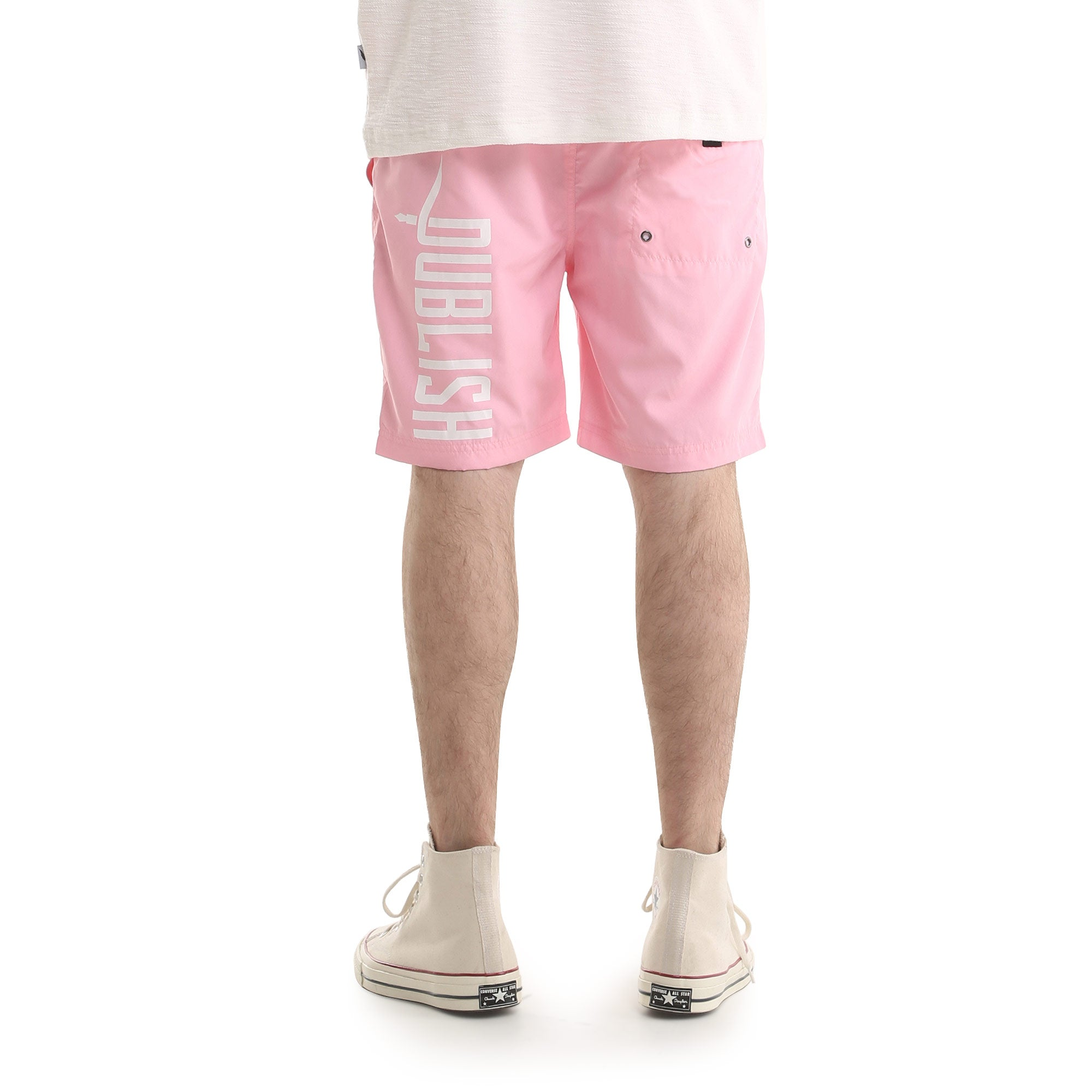 Publish Boardshort - Mauve
