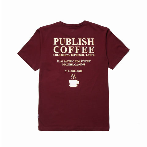 Publish Coffee - Wine