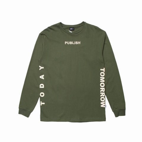 Publish Motto - Olive