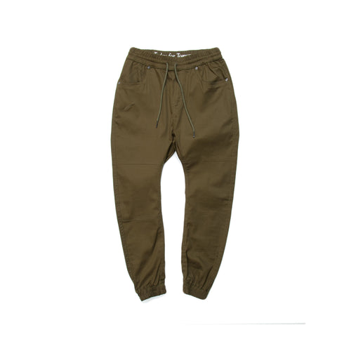 Sienna - Jogger Pant - Olive
