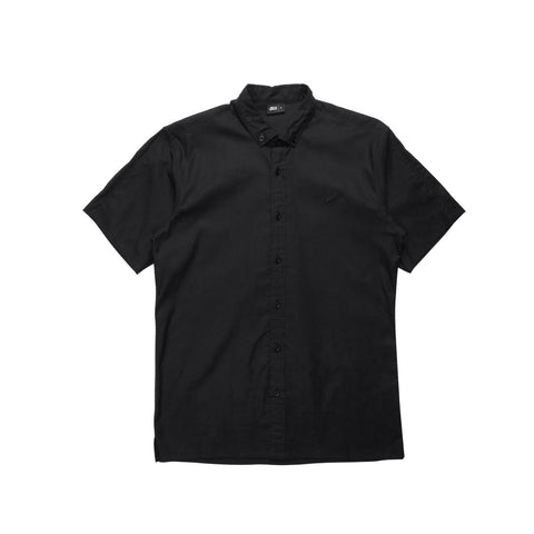 Index S/S Button Up - Black