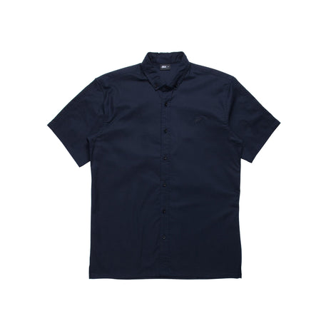 Index S/S Button Up - Navy