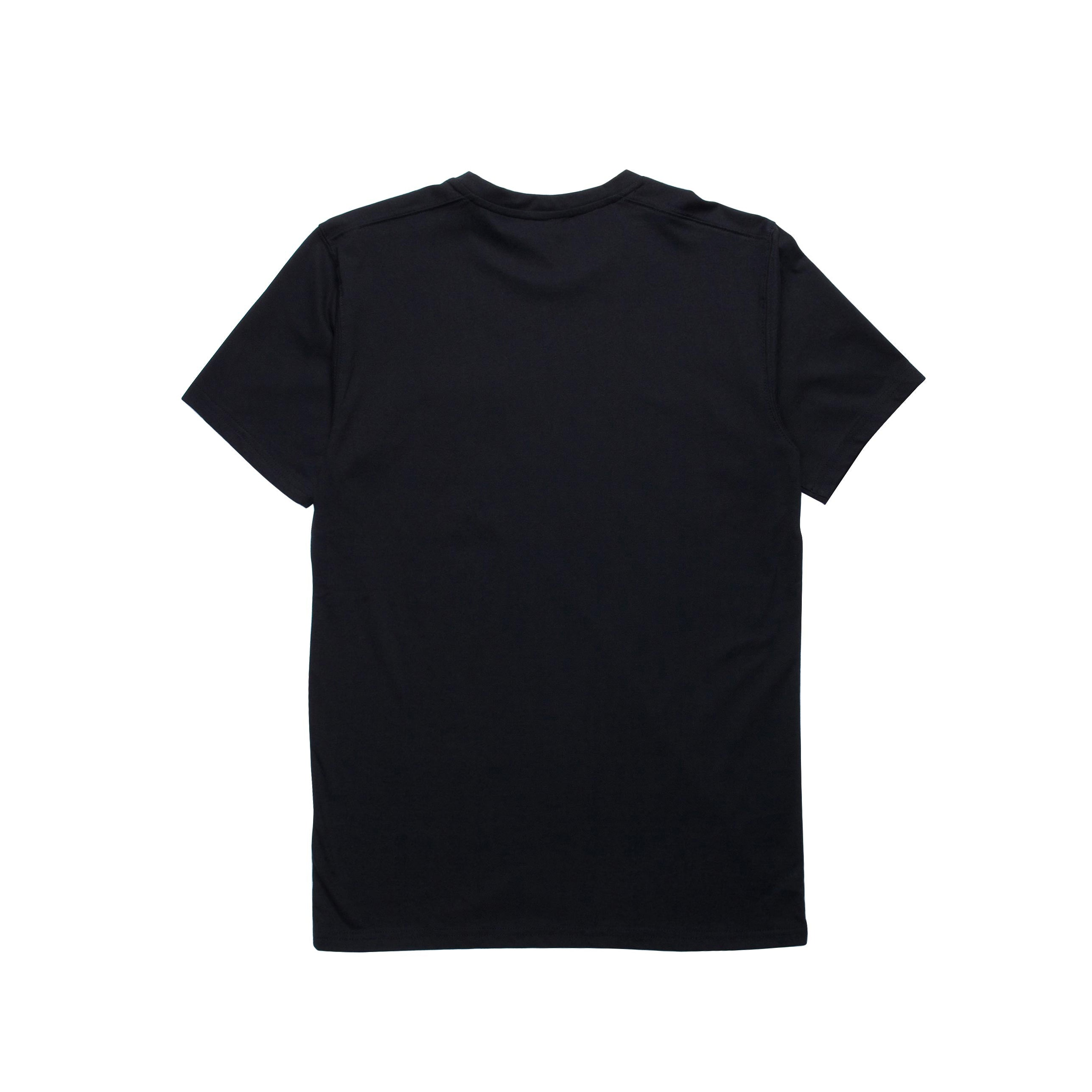 Index S/S Pocket Basic - Black