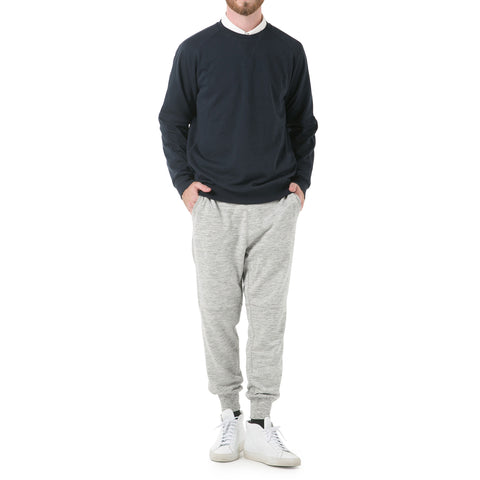 Index Terry Crewneck - Navy