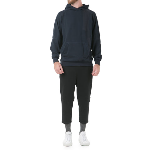 Index Terry Hoodie - Navy