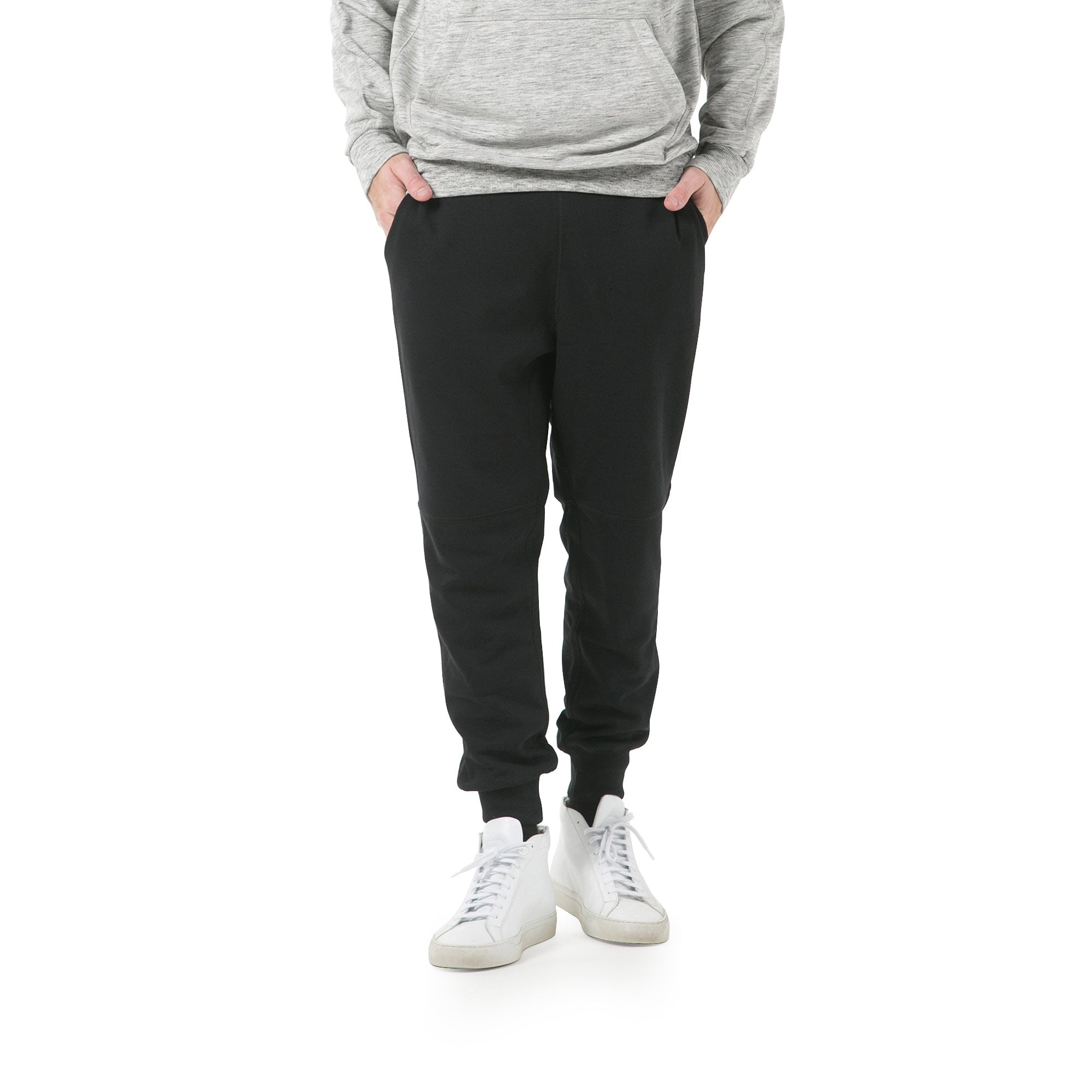 Index Terry Jogger - Black