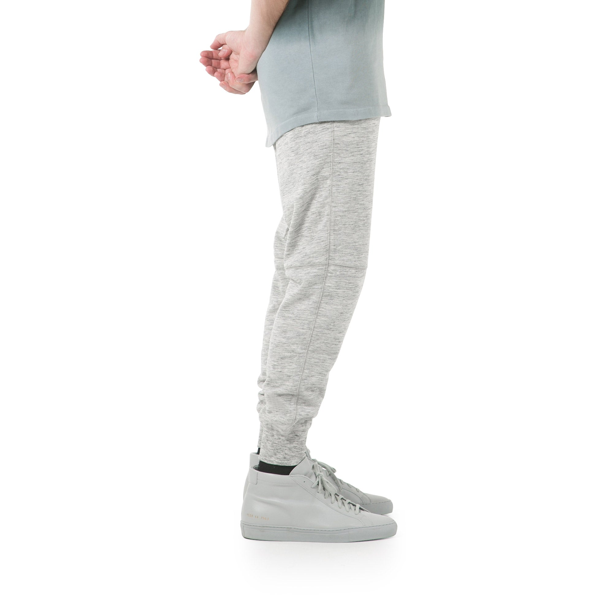 Index Terry Jogger - Heather