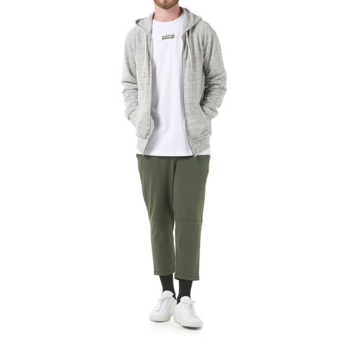 Index Terry Zip - Heather