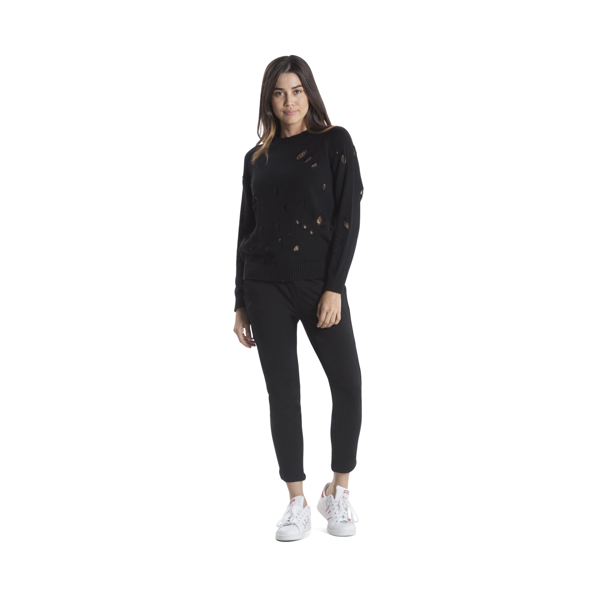 Vida - Sweater - Black