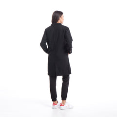 Vivien - Coat - Black