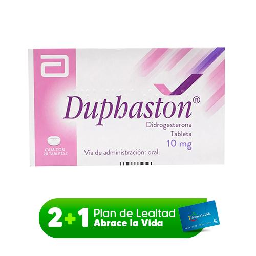 DUPHASTON 10 MG C/20 TABS