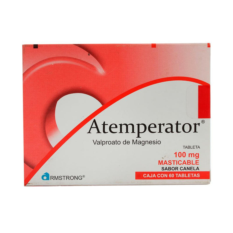 ATEMPERATOR 100 MG C/60 TABS MAST CAN