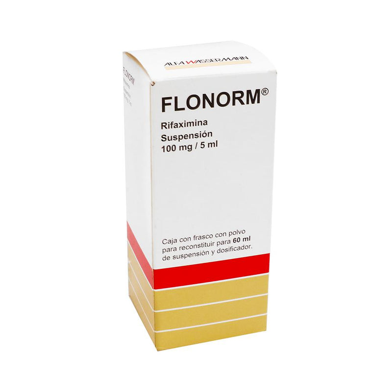 FLONORM 100 MG/ 5 ML SUSP 60 ML