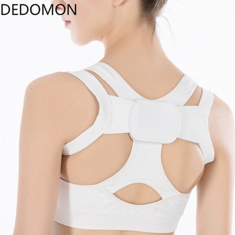 Back Shoulder Posture Corrector Adult Children Corset Spine Support Belt Correction Brace Orthotics Correct Posture Health