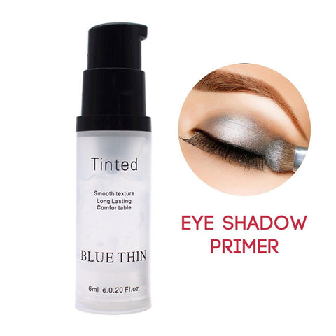 Eye Shadow Primer Makeup Eye Base Cream Liquid Eye Shadow Primer Oil Control Long Lasting Eyes Cosmetic Base Liquid Primer