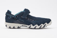 Load image into Gallery viewer, Niro Navy / Suede